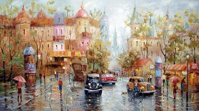 rainy day_Dmitry Spiros
